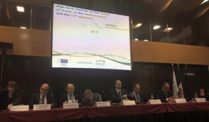 High Level Seminar on the status of stocks in the Mediterranean and CFP approach.